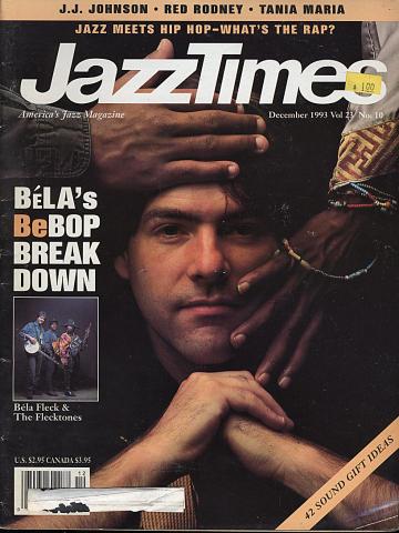 JazzTimes Vol. 23 No. 10