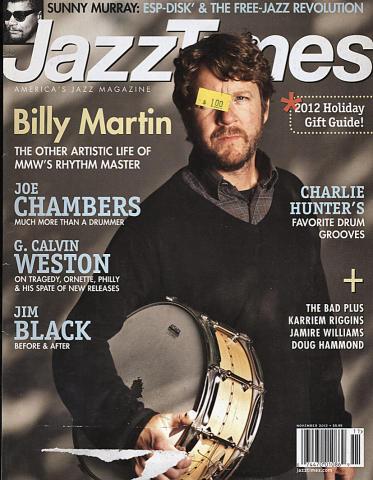 JazzTimes Vol. 42 No. 9