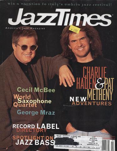 JazzTimes Vol. 28 No. 3