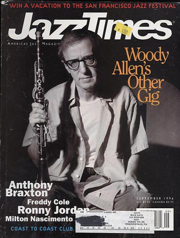 JazzTimes Vol. 26 No. 7
