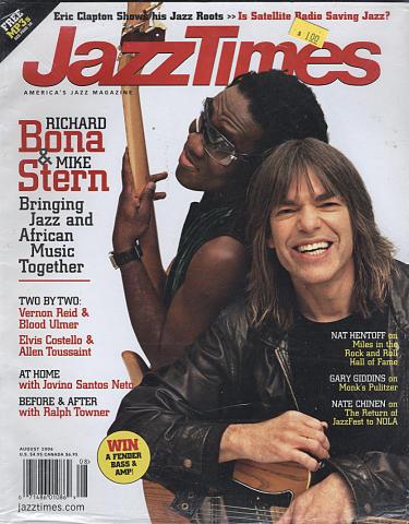 JazzTimes Vol. 36 No. 6