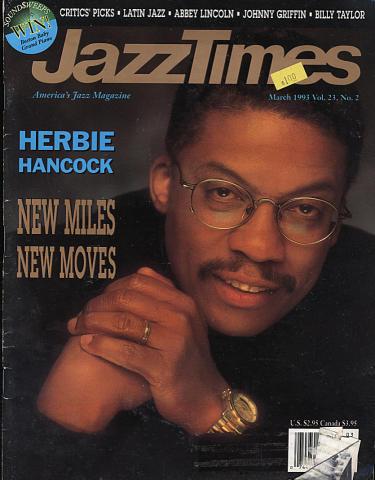 JazzTimes Vol. 23 No. 2