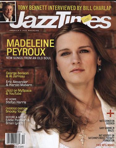JazzTimes Vol. 36 No. 10