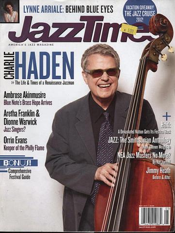JazzTimes Vol. 41 No. 4