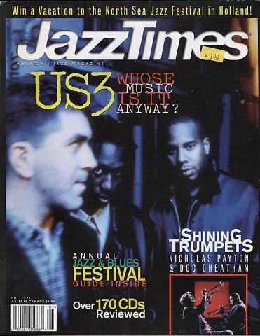 JazzTimes Vol. 27 No. 4