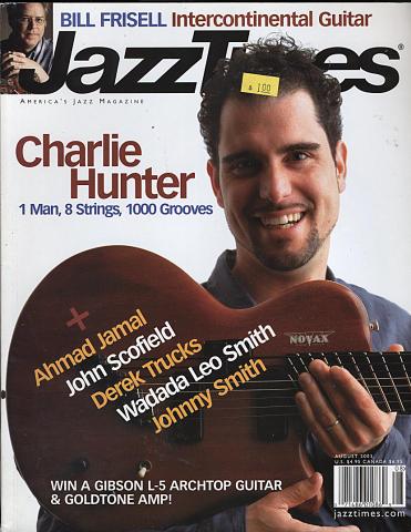 JazzTimes Vol. 33 No. 6