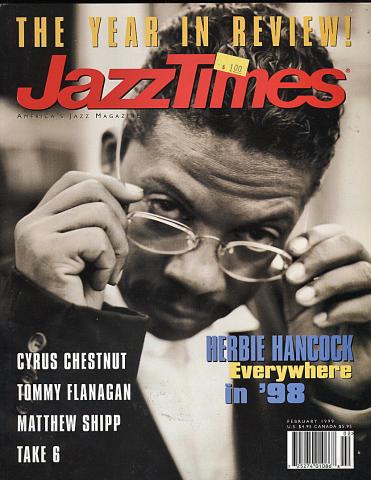 JazzTimes Vol. 29 No. 1