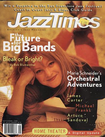 JazzTimes Vol. 28 No. 7