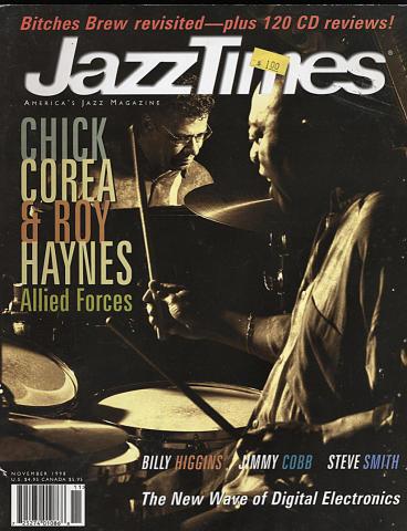 JazzTimes Vol. 28 No. 9