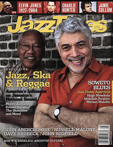 JazzTimes Vol. 34 No. 6