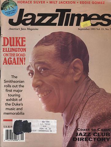 JazzTimes Vol. 23 No. 7