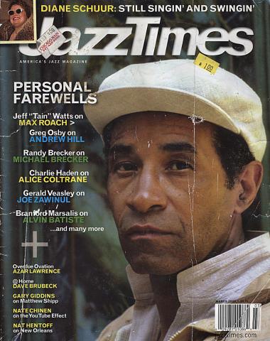 JazzTimes Vol. 38 No. 2