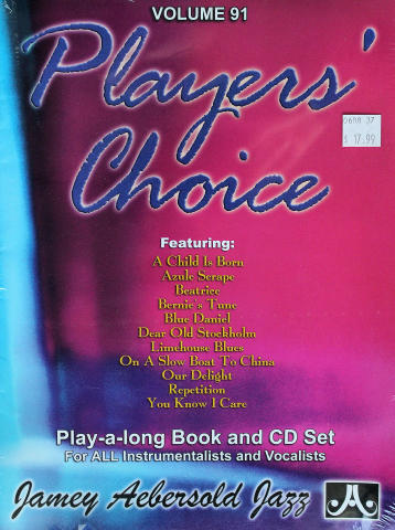 Players' Choice Volume 91
