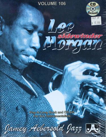 Lee Sidewinder Morgan Volume 106