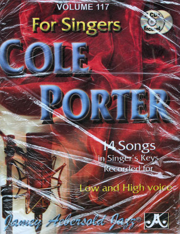For Singers: Cole Porter Volume 117