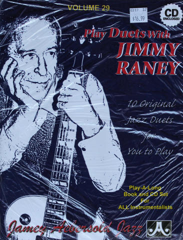 Play Duets with Jimmy Raney Volume 29
