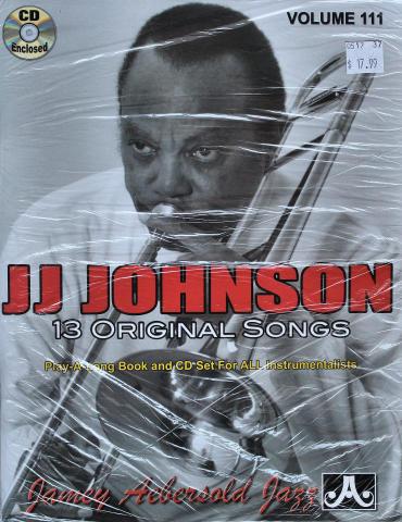 JJ Johnson Volume 111