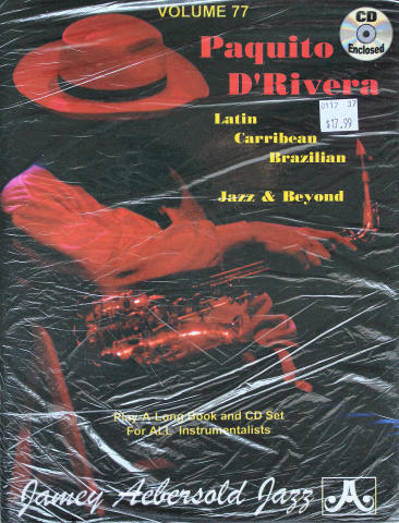 Paquito D'Rivera Volume 77