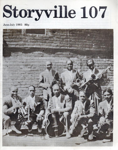 Storyville No. 107