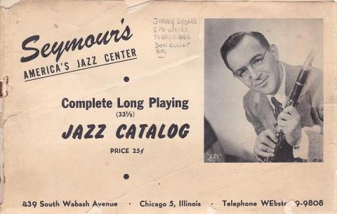 Seymour's America's Jazz Center