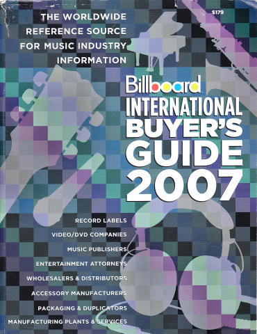 BillBoard International Buyer's Guide 48th Edition