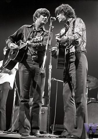 Everly Brothers Fine Art Print