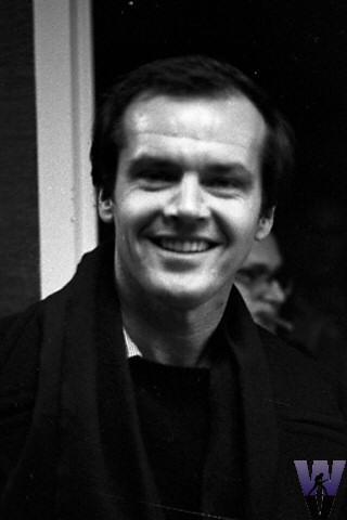 Jack Nicholson Fine Art Print