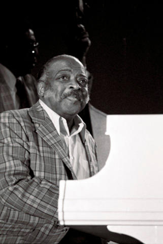 Count Basie and His Orchestra Fine Art Print