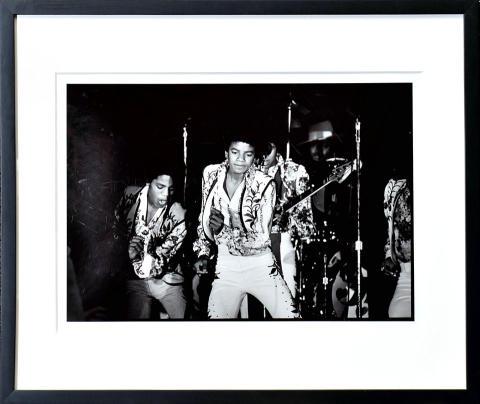 The Jackson 5 Framed Fine Art Print