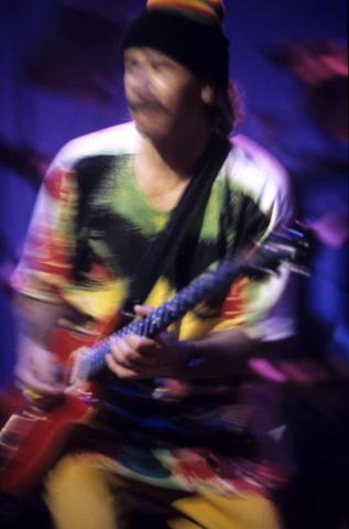 Carlos Santana Fine Art Print