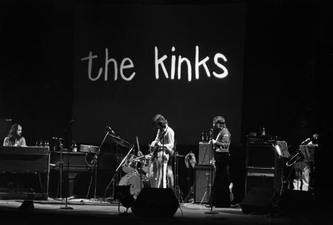 The Kinks Fine Art Print