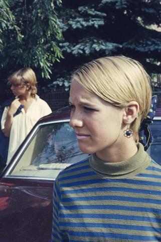 Women of the 60s-70s Fine Art Print