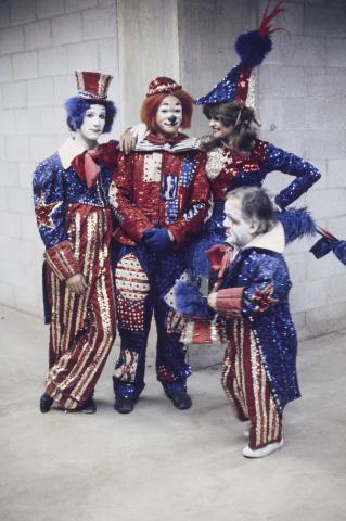 People, Scenes, Europe & Circus Fine Art Print