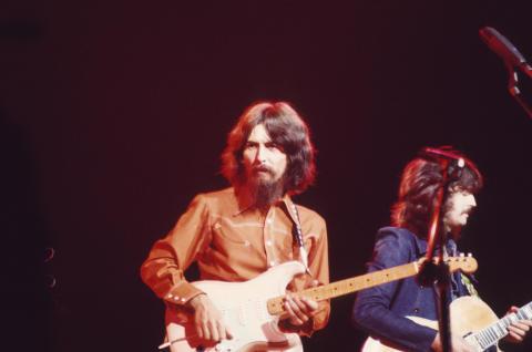 George Harrison Fine Art Print