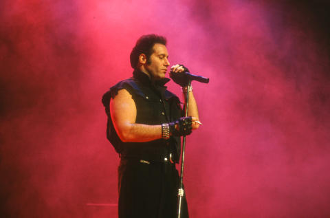 Andrew Dice Clay Fine Art Print