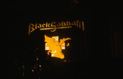 Black Sabbath Fine Art Print