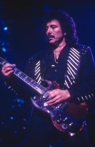 Tony Iommi Fine Art Print