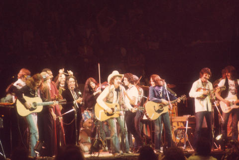 The Rolling Thunder Revue Fine Art Print