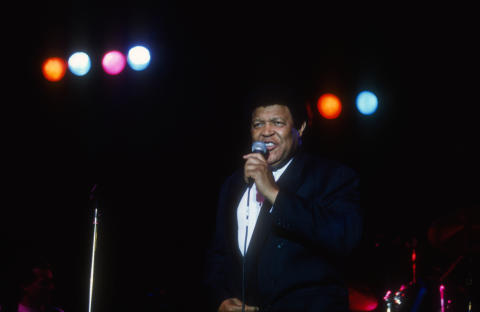 Chubby Checker Fine Art Print