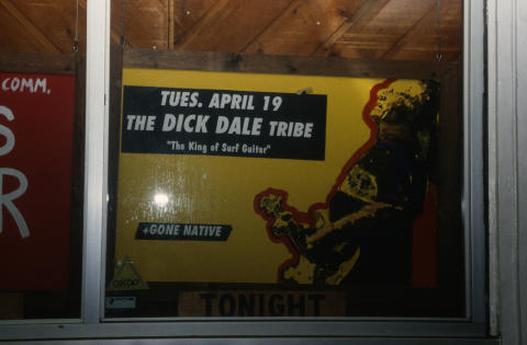 Dick Dale Fine Art Print