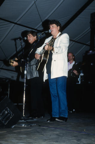 The Everly Brothers Fine Art Print
