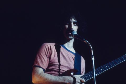 Frank Zappa Fine Art Print