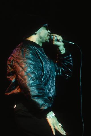 Ice-T Fine Art Print