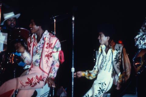 The Jackson 5 Fine Art Print