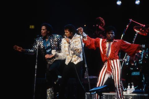 The Jacksons Fine Art Print