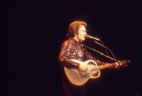 Neil Diamond Fine Art Print