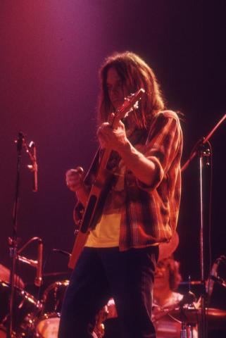 Neil Young Fine Art Print