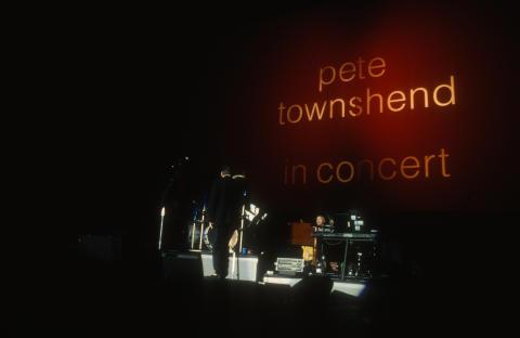 Pete Townshend Fine Art Print