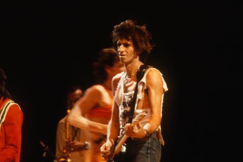 The Rolling Stones Fine Art Print