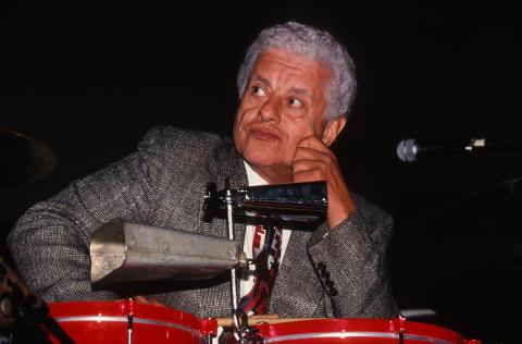 Tito Puente Fine Art Print